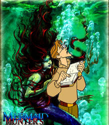 Mermaid Hunters: Milo and the Mermaids by Kubini