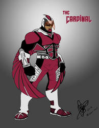 The Cardinal initial design by cMack454