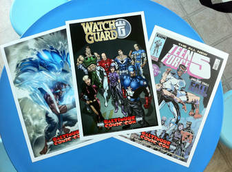 BCC2011 - Exclusive Prints by cMack454