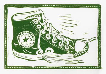 Shoe by MankyDawg