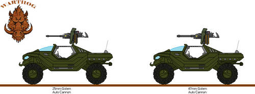 M-12 Warthog w-Auto Cannons by DonaldMoore909