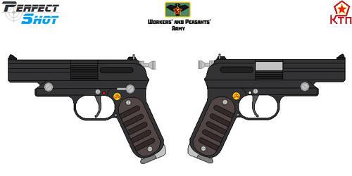 Pistola de Tiro Perfecto by DonaldMoore909
