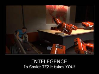 Alert, The intlellegence... by T-362