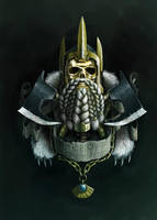 dwarven emblem by Omuk