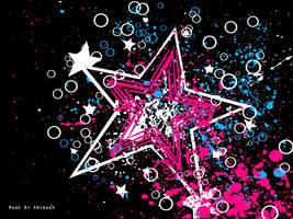 Wallpaper star by MiranxXx