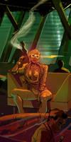Heat Death by TroyGalluzzi