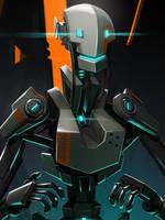 Mech Conquest: Unit 364 by furiaedirae