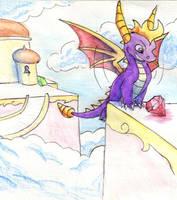 Fav Spyro character by Night-Owl8