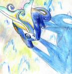 POKEDDEXY Ice: Aurorus by Night-Owl8
