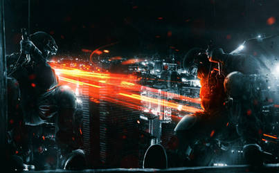 Battlefield: Spec Ops by Tri5tate
