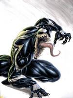 Venom 2 by Will by studiodrawings