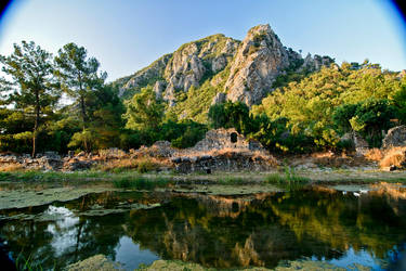 From the Hills of Olympos by Dredged