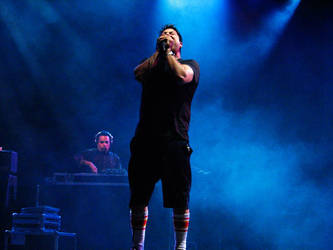 Deftones in Istanbul by Dredged