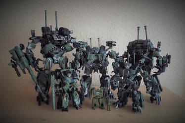 Movie Brawl (Robot) by The-Dapper-Scrapper