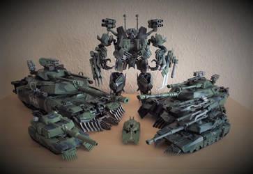 Movie Brawl (Tank) by The-Dapper-Scrapper
