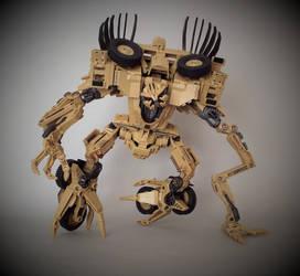 Bonecrusher by The-Dapper-Scrapper