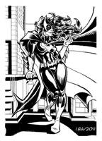 batwoman 2 by axlreznor