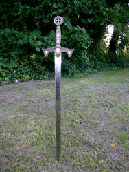 Sword stock 1 by FairieGoodMother