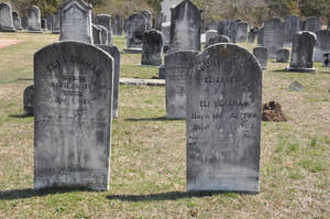 Old Cemetery  Stock 4 by FairieGoodMother