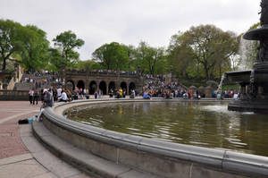 Central Park Stock 64 by FairieGoodMother