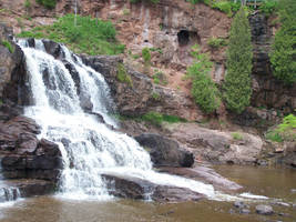 Waterfalls 1 by FairieGoodMother