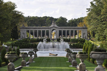 DuPont Mansion Stock 11 by FairieGoodMother