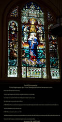Stained Glass Windows 3 by FairieGoodMother