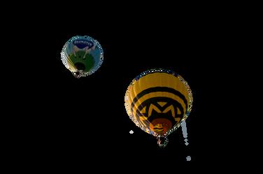 Precute Hot Air Balloons 17 by FairieGoodMother