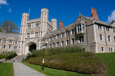 Princeton University 19 by FairieGoodMother