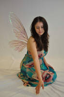Cima in Flower Dress  020 by FairieGoodMother