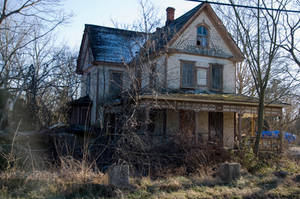 Haunted House 5 by FairieGoodMother