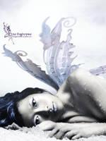 Ice Fairy by FairieGoodMother