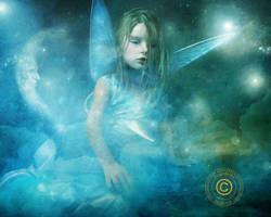 Sweet Little Angel by FairieGoodMother