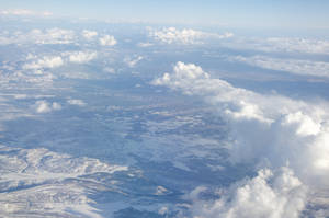 Cloud and landscape stock by FairieGoodMother