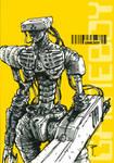 Art of the day #164 'Gameboy' by artofTZU