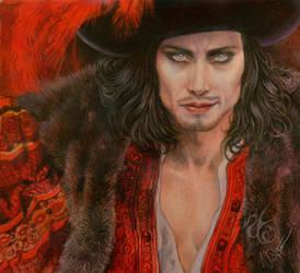 Tudor Vampire by Fabeltier