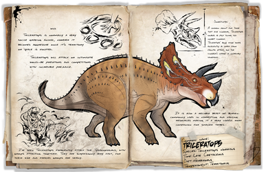 The REAL Triceratops by OnSilverWings1225