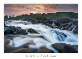Great Falls of the Potomac by joerossbach