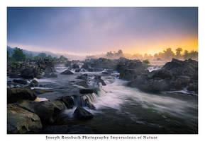 First Light on the Potomac by joerossbach