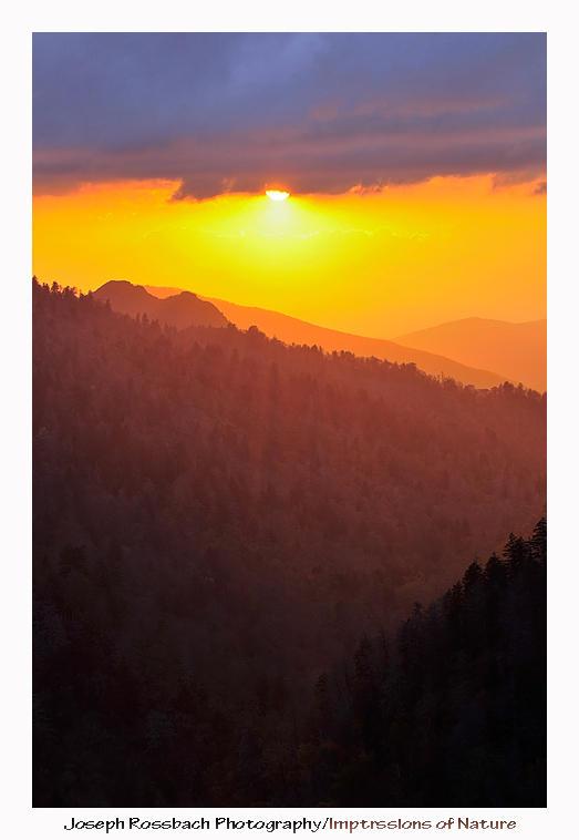 Appalachia Sunset by joerossbach