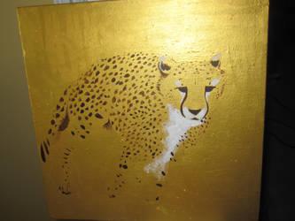 Cheetah by IHeartVimes