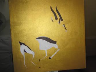 Thompsons Gazelle by IHeartVimes