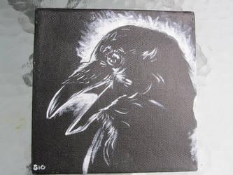The Raven by IHeartVimes