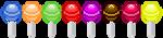 Dum Dum Free Pixel by Pastel-BunBun