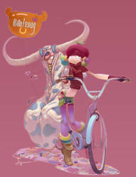 candy girl8 by LZG