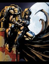 Batman by Finch by Ernestj23 by Otyugh