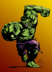 Hulk by Finch and Ernestj23 by Otyugh