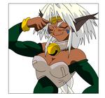 Aisha Clan Clan - Muscle Flex by B1G-T