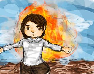It's fire, it's flame, it's burn by KoalaVolant
