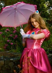 Peach: Pretty In Pink by AnyaPanda